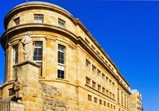 考古学博物馆国家西班牙塔拉贡纳 免版税库存图片