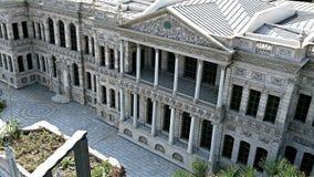 考古学博物馆在伊斯坦布尔 免版税库存图片