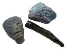 考古学发现 免版税图库摄影