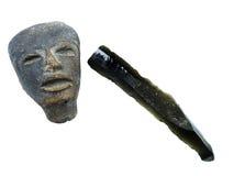 考古学发现 库存照片