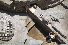 考古学家 库存图片