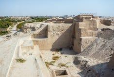 考古学站点在伊朗 库存图片