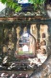 考古学站点 库存照片