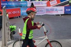 考文垂,英国, 2017年9月17日,考文垂每年骑马节日 免版税库存照片