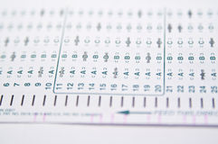 考试 库存照片