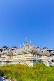 耆那教的寺庙在Ranakpur 免版税库存图片