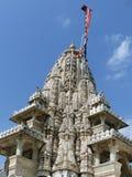 耆那教的寺庙, Ranakpur 免版税库存图片
