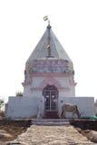 耆那教的山寺庙 免版税图库摄影
