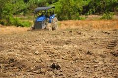 耕种。 免版税库存图片