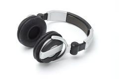 耳机高保真立体音响 免版税图库摄影