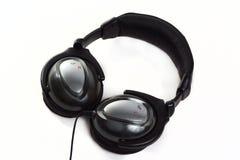 耳机 免版税库存照片