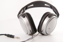 耳机 免版税库存图片