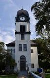费耶特县法院大楼 库存图片