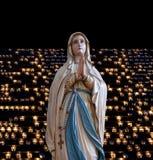 耶稣・玛丽母亲 免版税库存图片