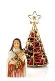 耶稣・玛丽母亲 库存图片