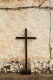耶稣受难象 免版税库存图片