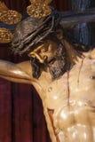 Crucifixión 库存照片