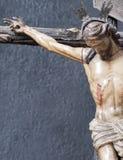Crucifixión 免版税库存图片
