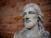 耶稣基督胸象 免版税库存图片