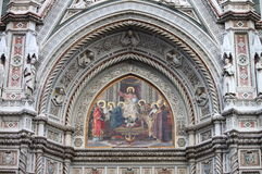 耶稣基督马赛克 免版税库存图片
