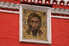 耶稣基督马赛克 库存照片