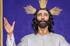 耶稣基督,晚饭的团体 免版税库存照片