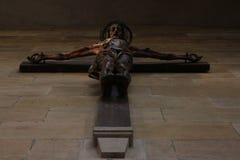 耶稣基督-上帝的儿子雕象  免版税图库摄影