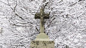 耶稣基督-救世 免版税库存图片