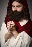 耶稣基督 免版税图库摄影