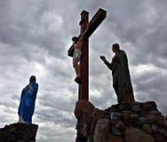 耶稣基督 库存照片