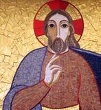 耶稣基督 免版税库存图片