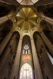 耶稣教会,巴塞罗那的耶稣圣心 库存图片