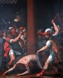 耶稣激情  免版税图库摄影