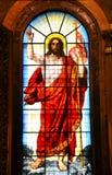 耶稣的图象 免版税库存图片