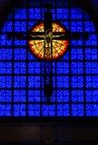 耶稣跨的巴西 图库摄影