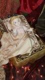 耶稣婴孩 库存照片
