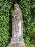 耶稣・玛丽贞女 库存图片