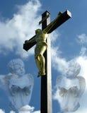 耶稣 免版税图库摄影