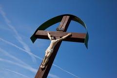 耶稣Christus 免版税库存图片