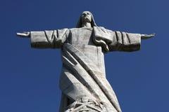 耶稣staue 库存照片