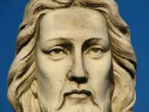 耶稣upclose 库存图片