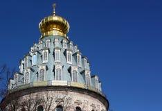 耶路撒冷修道院新的俄国 免版税库存图片