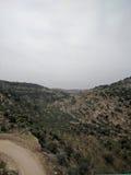 耶路撒冷山 库存图片