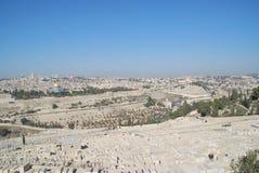 耶路撒冷市 图库摄影