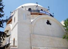 耶路撒冷拜特Yaakov犹太教堂2010年 库存图片