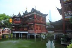 耶路撒冷旧城上帝s寺庙在上海 免版税库存照片