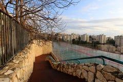 耶路撒冷是以色列的首都 免版税库存图片