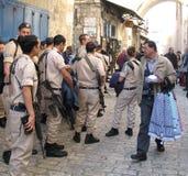 耶路撒冷生活 免版税图库摄影