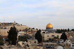 耶路撒冷穆斯林季度 免版税库存照片