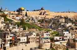 耶路撒冷,以色列 库存图片